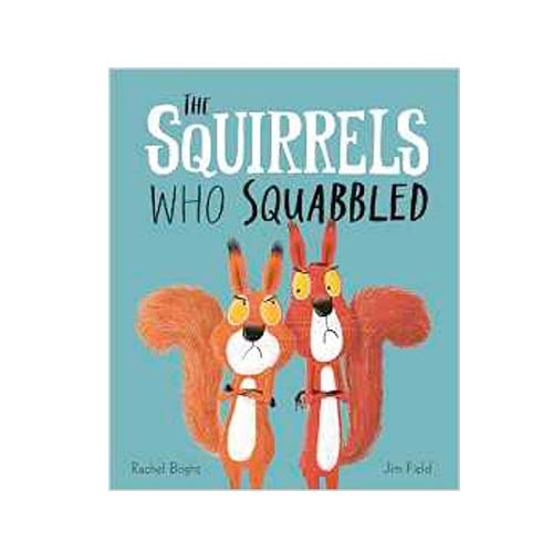 Squirells Qualrelled